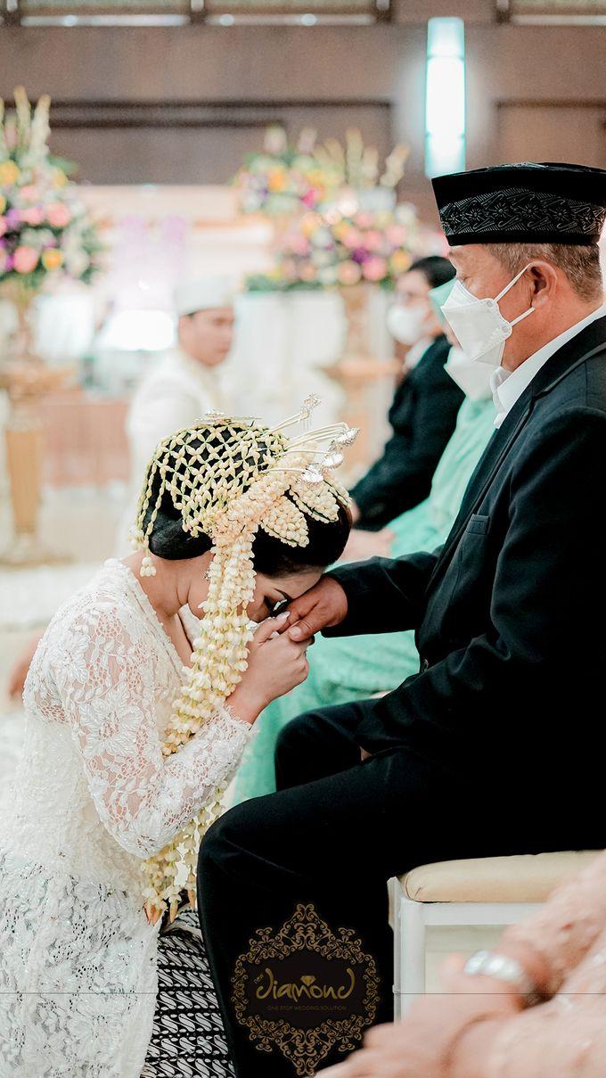 The Wedding of Reza & Milani by Diamond Weddings - 011