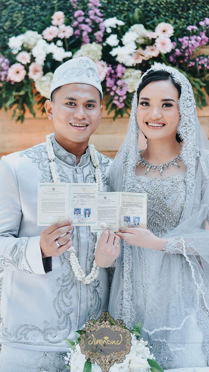 The Wedding of Vito & Taris by Diamond Weddings - 002