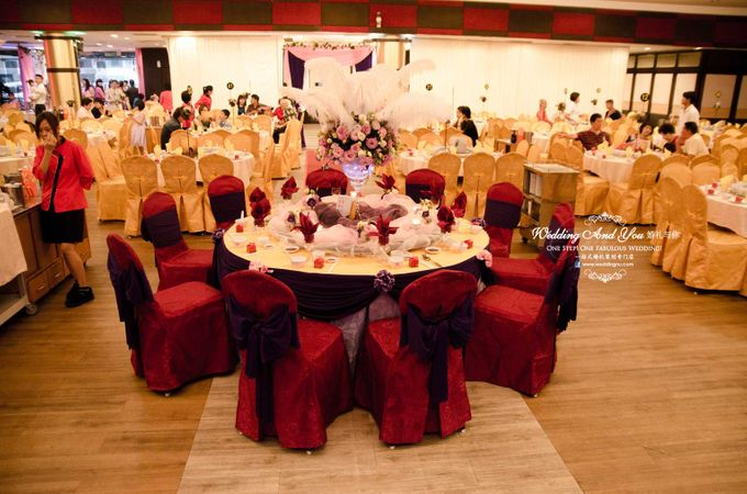 VIP Table Setting by Wedding And You - 001