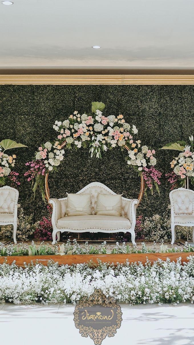 The Wedding of Vito & Taris by Diamond Weddings - 003