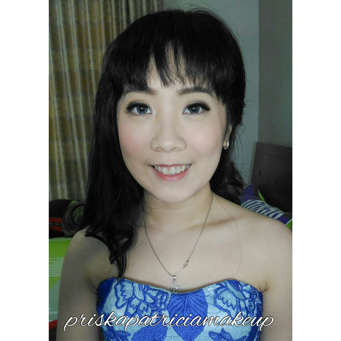 USHER MAKEUP & HAIRDO - CYNTHIA by Priska Patricia Makeup - 004