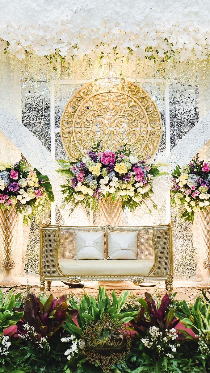 The Wedding of Reza & Milani by Diamond Weddings - 013