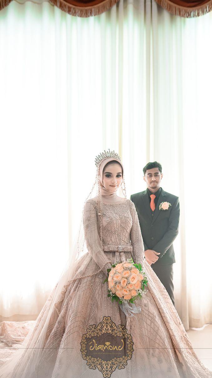 The Wedding of Salsabilla & Hisyam by Diamond Weddings - 006