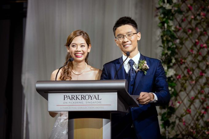 Parkroyal on Pickering Hotel Wedding by GrizzyPix Photography - 042