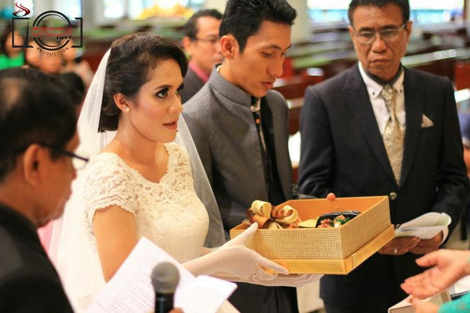 Anna & Ronald Wedding (Holy Matrimony) by Orion Art Production - 006