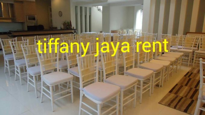 Tiffany Putih Kayu by TIFFANY JAYA RENT-KURSI TIFFANY - 010