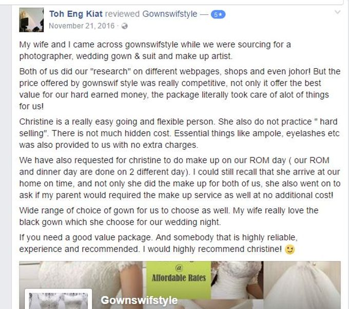 Reviews from Clients by Makeupwifstyle - 015
