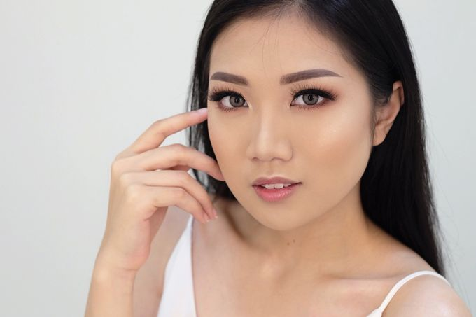 Flawless Party Look by Heijuli Makeup - 003