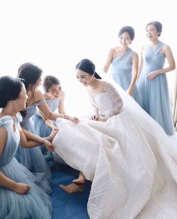 The Wedding of Yosua & Nadia by Soko Wiyanto - 001