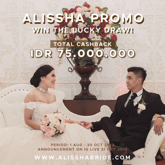 Promo Agustus - Oktober 2019 by Alissha Bride - 001