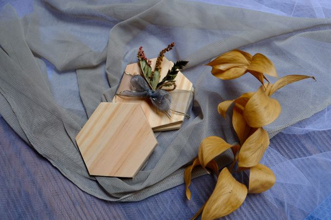 Cutting Board and Coaster by Bumi - 005