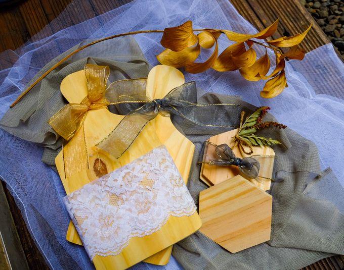 Cutting Board and Coaster by Bumi - 001