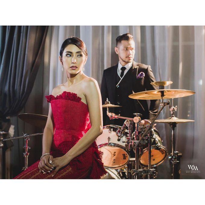 Mr Raden Soejono and Ms Tyas Mirasih Pre Wedding Photoshoot by Mondial Jeweler - 002