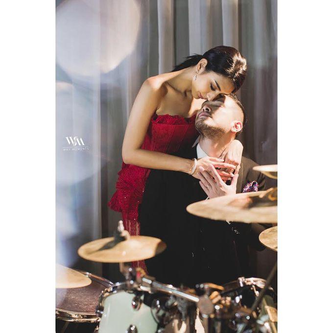 Mr Raden Soejono and Ms Tyas Mirasih Pre Wedding Photoshoot by Mondial Jeweler - 005