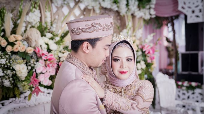 Wedding of Iqbal & Billa by Dwi Tunggal Citra Catering - 002