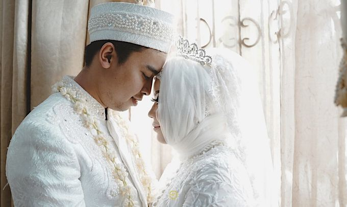 Wedding of Iqbal & Billa by Dwi Tunggal Citra Catering - 003