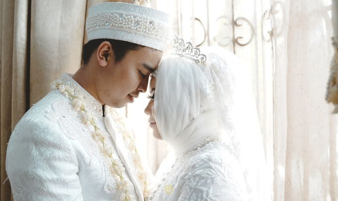 Wedding of Iqbal & Billa by Dwi Tunggal Citra Catering - 005