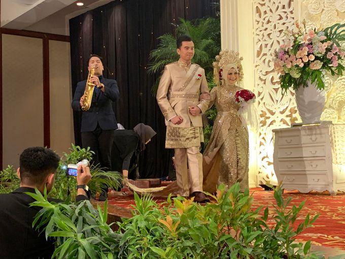 The Wedding of Fitra & Rivaldy by Desmond Amos Entertainment - 003
