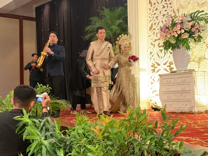 The Wedding of Fitra & Rivaldy by Desmond Amos Entertainment - 005