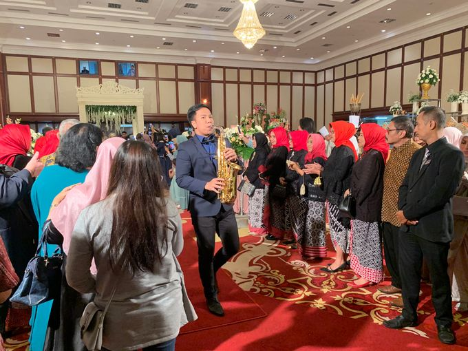 The Wedding of Fitra & Rivaldy by Desmond Amos Entertainment - 002