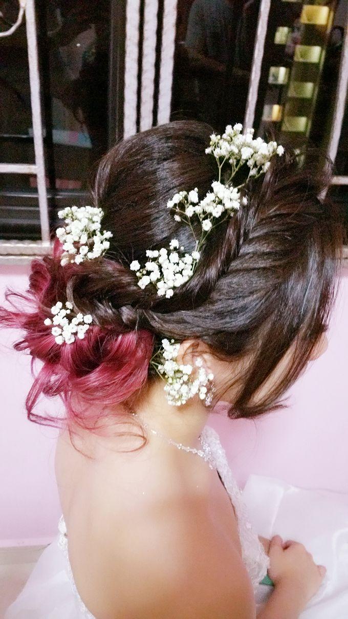 Wedding Makeup & Hairstyling  by Weiyee-makeup - 002