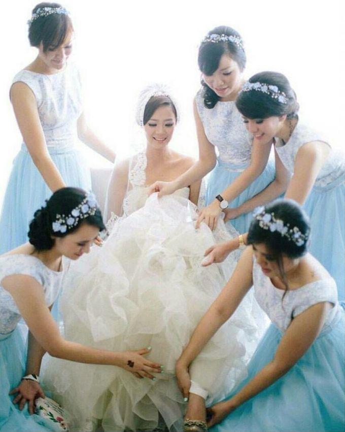 @Meldiane_ |#SachlireneElleanor Blue 5cm by Vera Wang Singapore - 001
