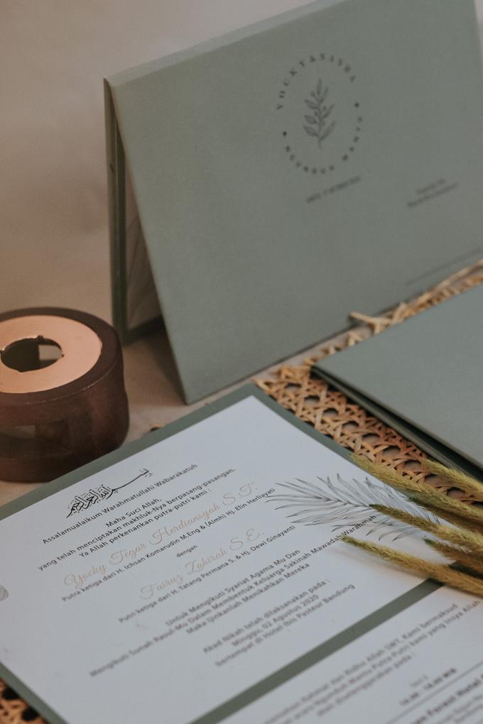 Wedding Invitation Yocky dan Sasha by Sae Creative - 003