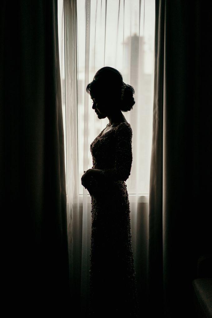 Wedding Reception at Pondok Indah Golf by Yoga Septa Make Up Artist - 026