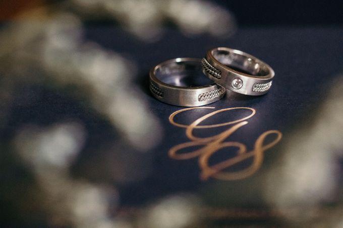 Wedding Reception at Pondok Indah Golf by Yoga Septa Make Up Artist - 003
