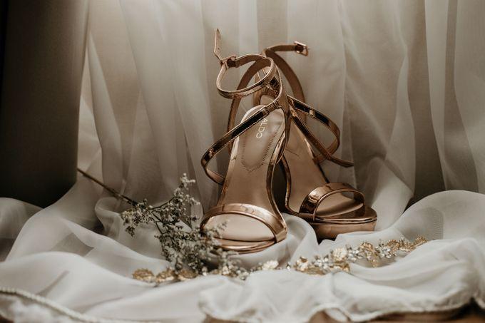 Wedding Reception at Pondok Indah Golf by Yoga Septa Make Up Artist - 004