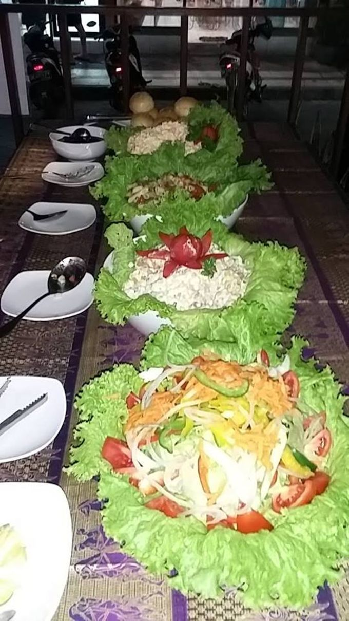 BBQ Party at Private Villa in Gianyar by RG Bali Catering Services - 006