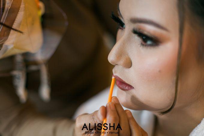 Wedding Day Naya-Allen at West In Function Room by Alissha Bride - 001