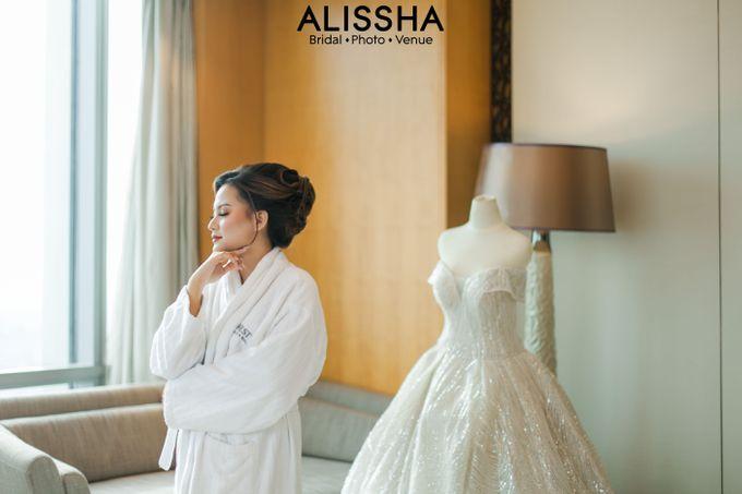 Wedding Day Naya-Allen at West In Function Room by Alissha Bride - 002
