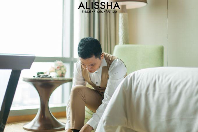 Wedding Day Naya-Allen at West In Function Room by Alissha Bride - 003
