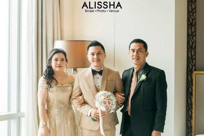 Wedding Day Naya-Allen at West In Function Room by Alissha Bride - 005