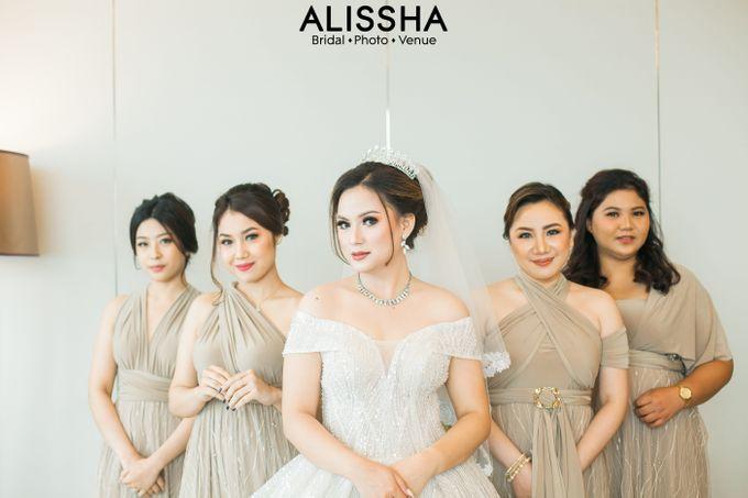 Wedding Day Naya-Allen at West In Function Room by Alissha Bride - 008