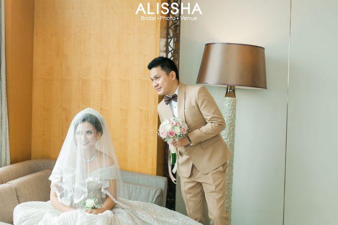 Wedding Day Naya-Allen at West In Function Room by Alissha Bride - 010