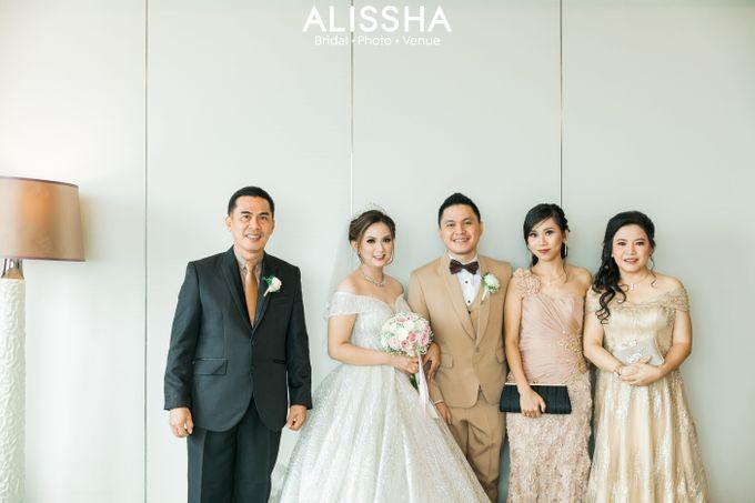 Wedding Day Naya-Allen at West In Function Room by Alissha Bride - 019