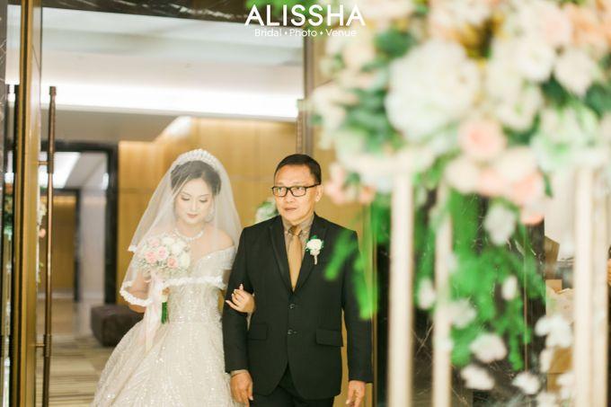 Wedding Day Naya-Allen at West In Function Room by Alissha Bride - 020