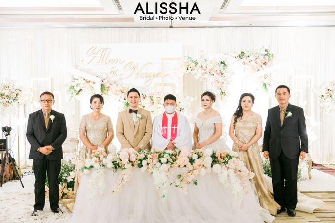 Wedding Day Naya-Allen at West In Function Room by Alissha Bride - 025
