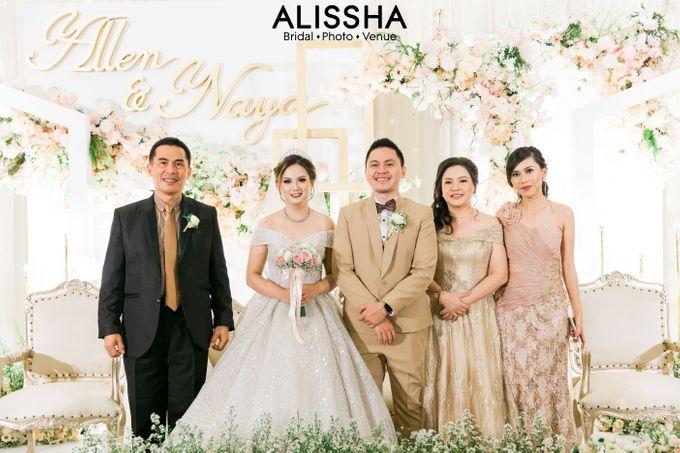 Wedding Day Naya-Allen at West In Function Room by Alissha Bride - 037