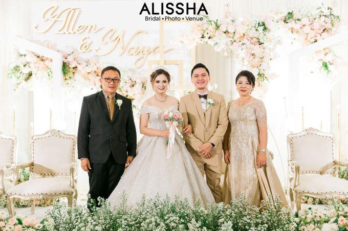 Wedding Day Naya-Allen at West In Function Room by Alissha Bride - 041