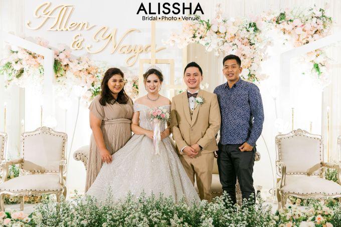 Wedding Day Naya-Allen at West In Function Room by Alissha Bride - 045