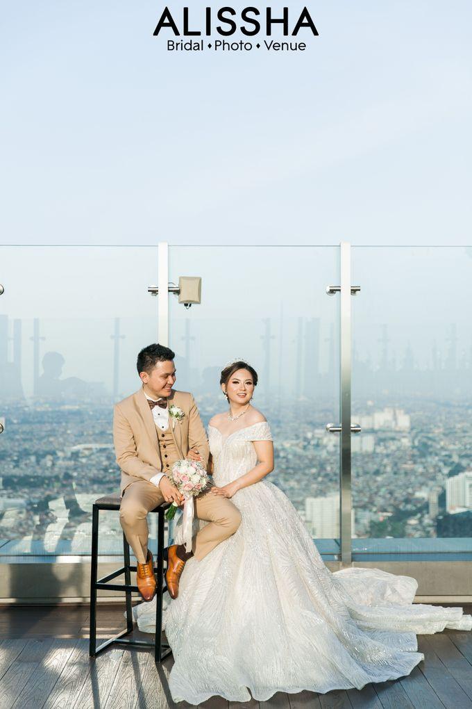 Wedding Day Naya-Allen at West In Function Room by Alissha Bride - 050