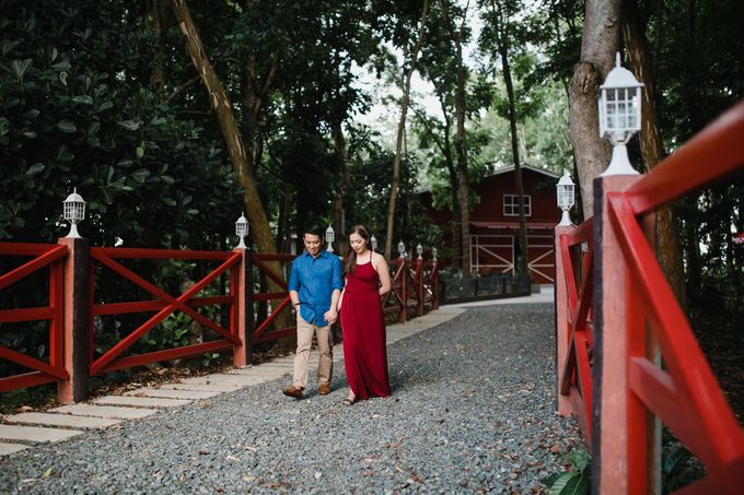 Oliver & Sally - The Forest Barn Engagement Session by Mot Rasay Photography - 015