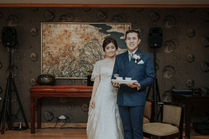 The Wedding of Salvian & Feby by MERCANTILE PENTHOUSE WEDDING - 003