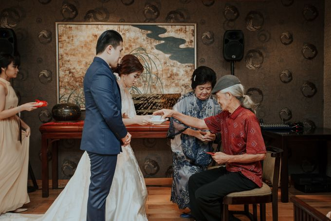 The Wedding of Salvian & Feby by MERCANTILE PENTHOUSE WEDDING - 004