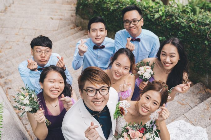 [Video] Hotel Fort Canning Wedding by Darren and Jade Photography - 022
