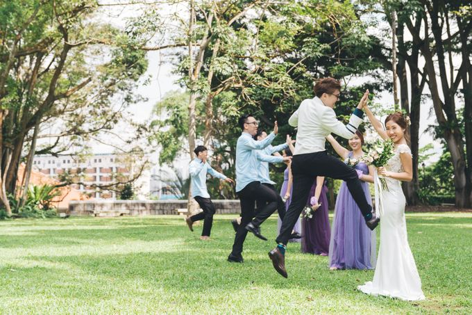 [Video] Hotel Fort Canning Wedding by Darren and Jade Photography - 024