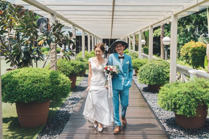 [Video] Hotel Fort Canning Wedding by Darren and Jade Photography - 026